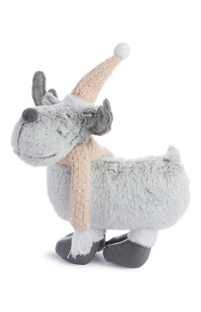Peluche grise renne