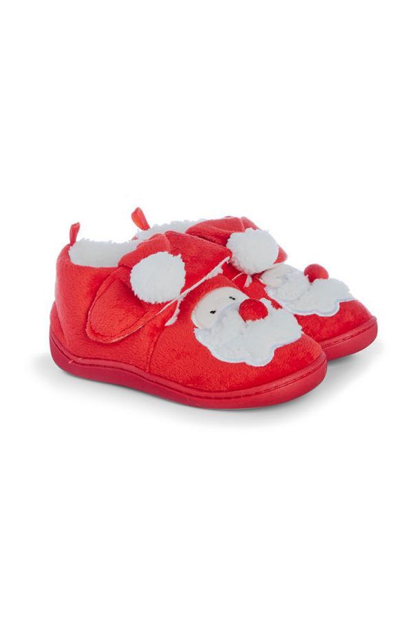 Santa Slippers