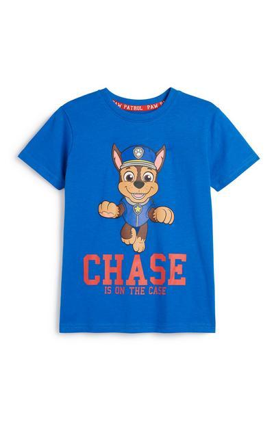 T-shirt Paw Patrol garçon