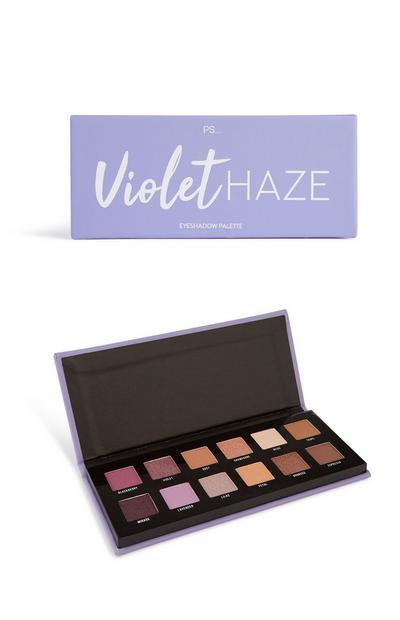 Paleta senčil za oči Violet Haze