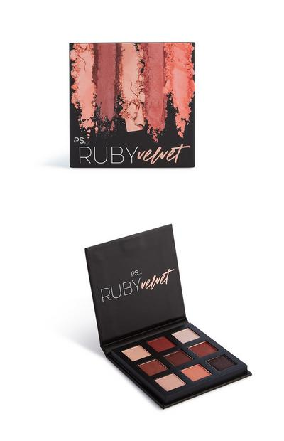 Ruby Velvet Eyeshadow Palette