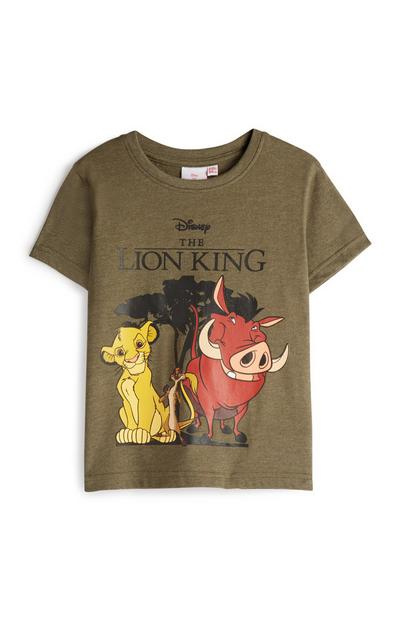 T-shirt Le Roi Lion