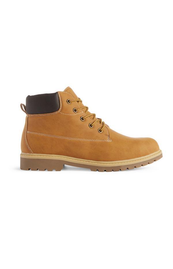 Hellbraune Desert Boots
