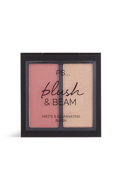 Matte And Illuminating Blush