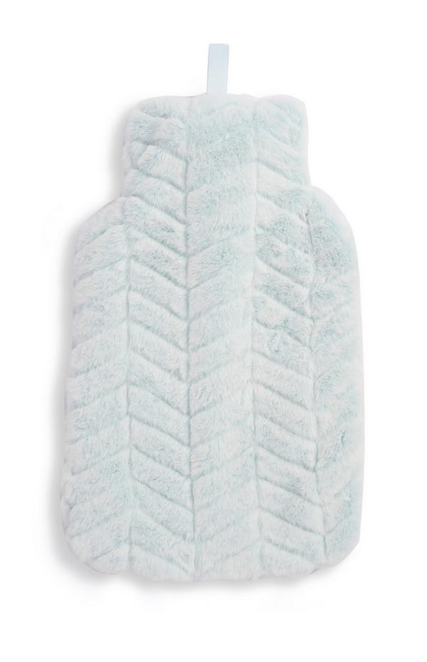 Blue 2L Hot Water Bottle