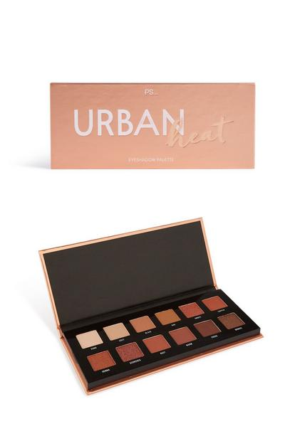 Urban Heat Eyeshadow Palette