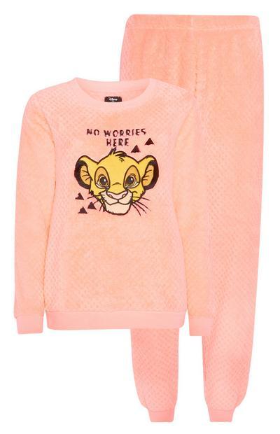 Pyjamas 2 pièces The Lion King