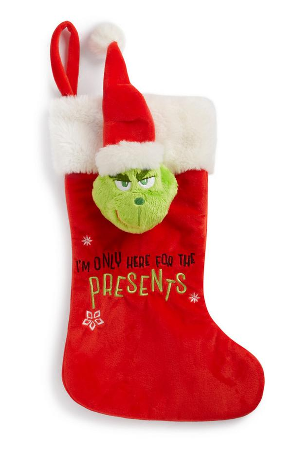 Grinch Stocking