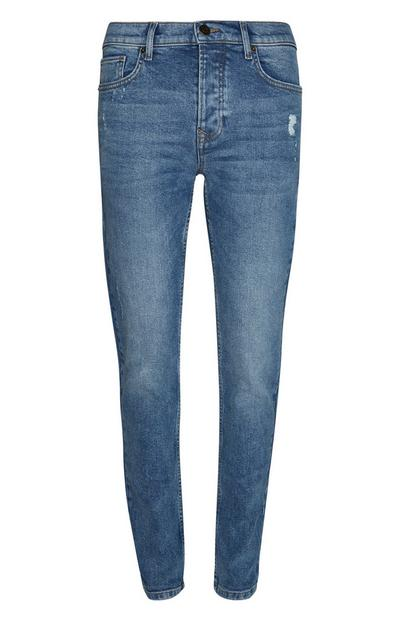 Jean bleu skinny
