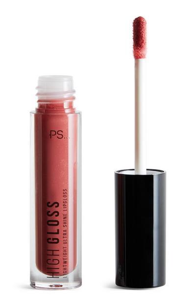 Leichter Lipgloss mit extrastarkem Glanzeffekt in Velvet Rose