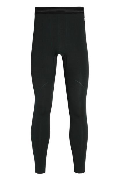 Leggings sin costuras negros