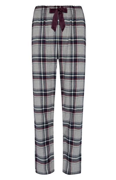 Grey Flannel Pj Trouser