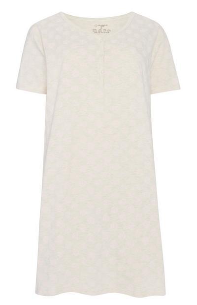Nachthemd met stippen