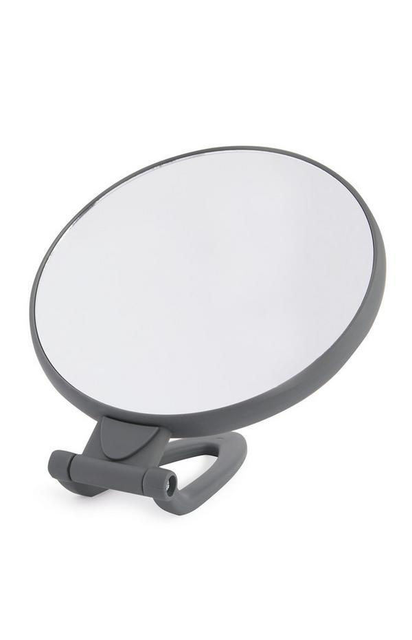 PS Grijze staande spiegel