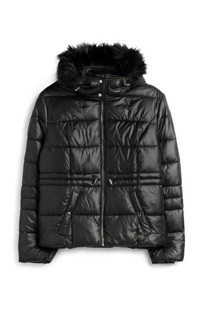 Recycled Short Padded Coat