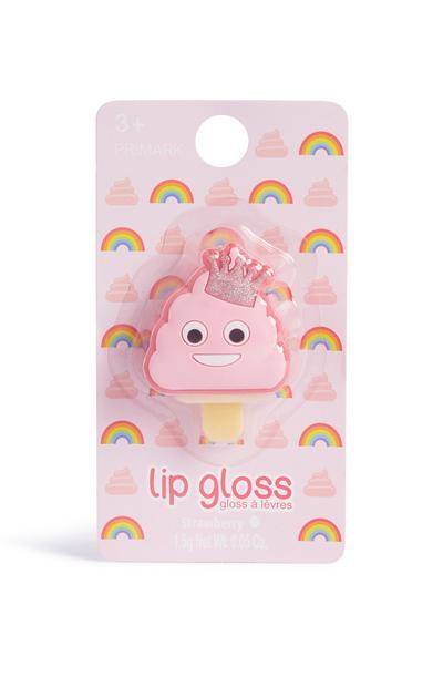Gloss à lèvres barbe à papa
