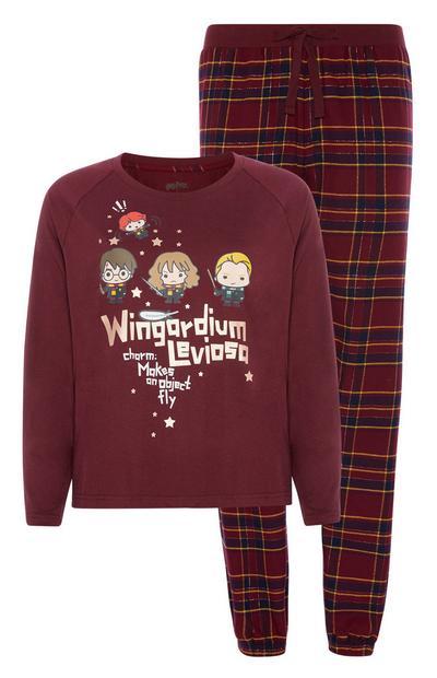 Harry Potter Pajama Set