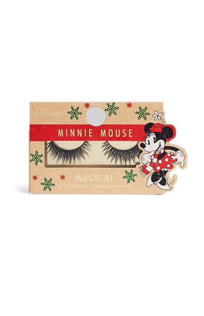 Black Minnie Mouse Magical False Eyelashes