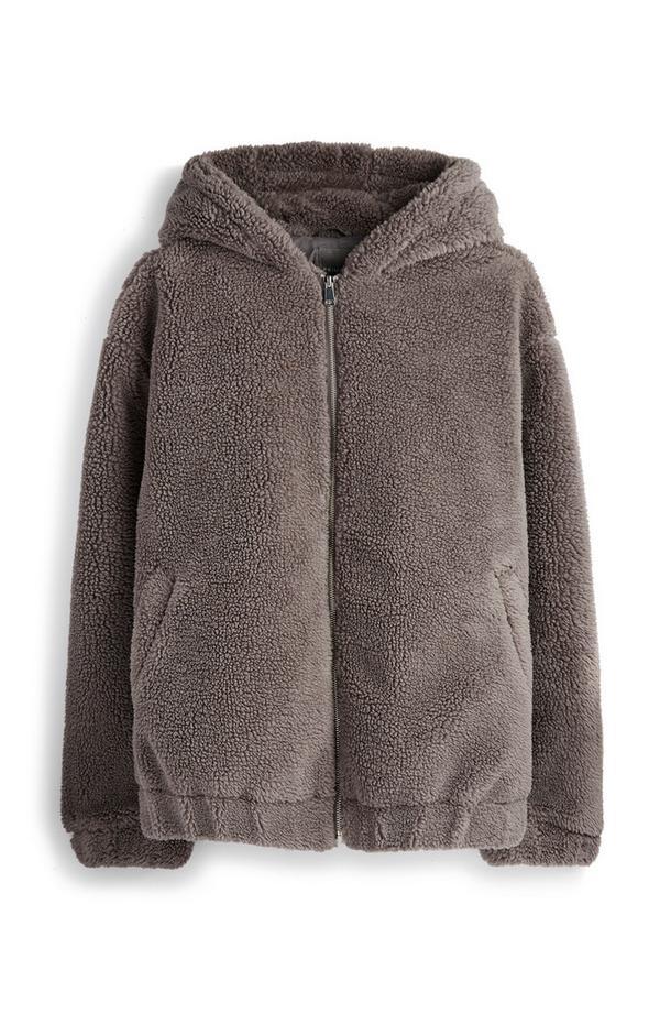 Grey Borg Jacket