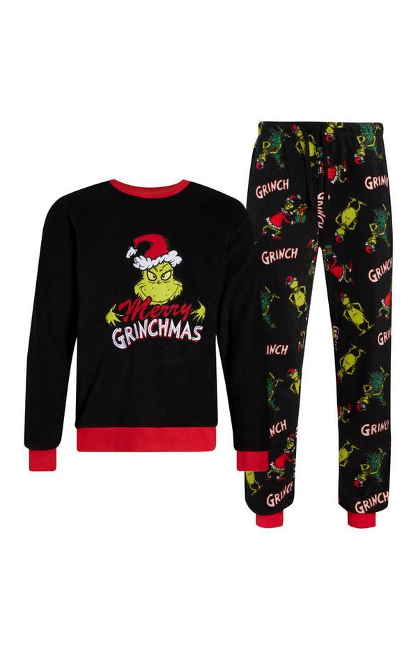 Pijama de «El Grinch»