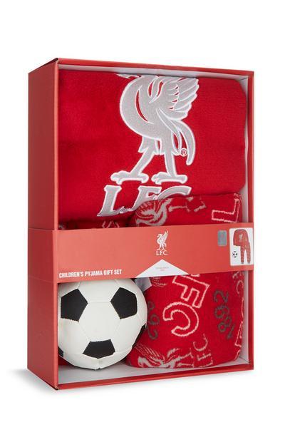Pyjama Liverpool FC in cadeauverpakking