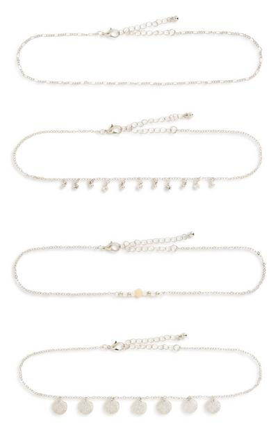 4-Pack Chokers