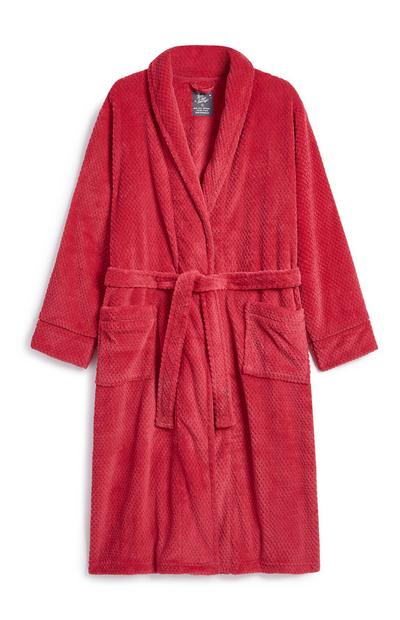 Textured Red Robe