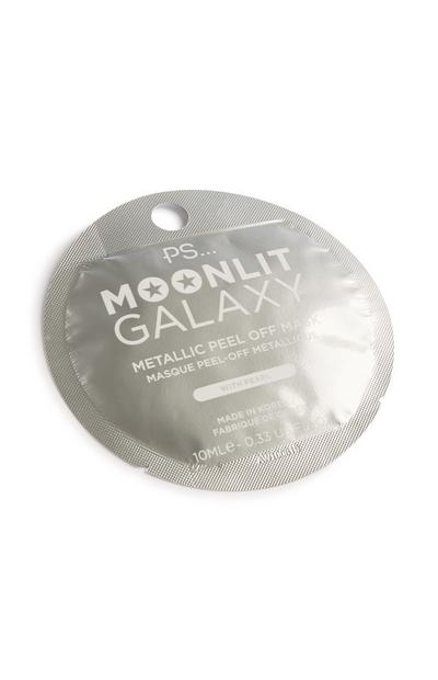 Peel-off masker moonlit metallic