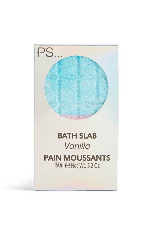 Badbruistablet Bath Slab Vanilla