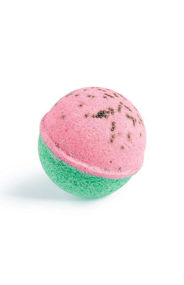 Bombe de bain pastèque