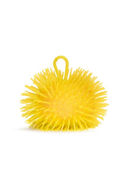 Gele furb ball