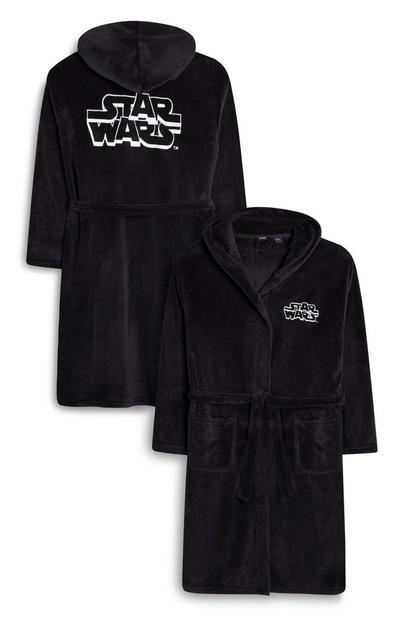 Robe de chambre Star Wars noire