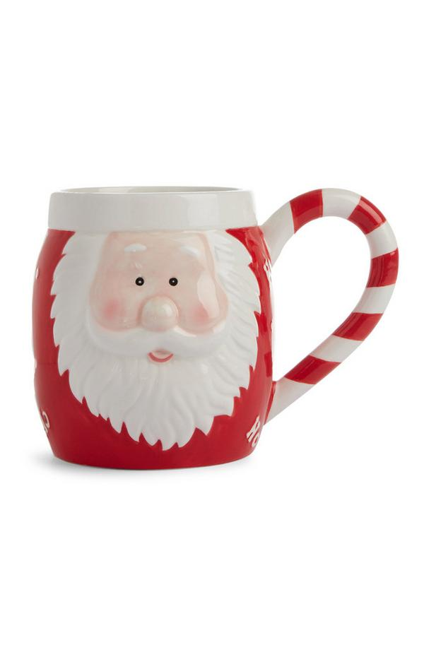 Santa Novelty Mug