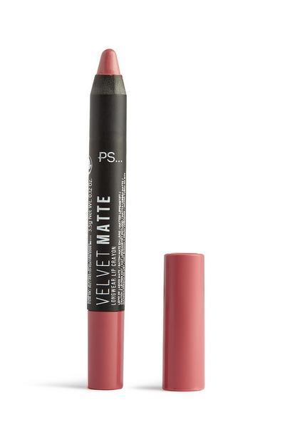 Urban Rose Velvet Matte Lip Crayon