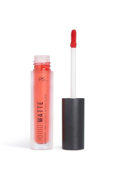 Lipstick Icoon, vloeibaar, mat