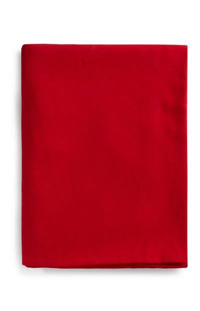 Christmas Red Table Cloth