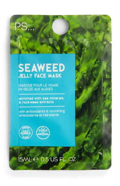 Seaweed Jelly Face Mask