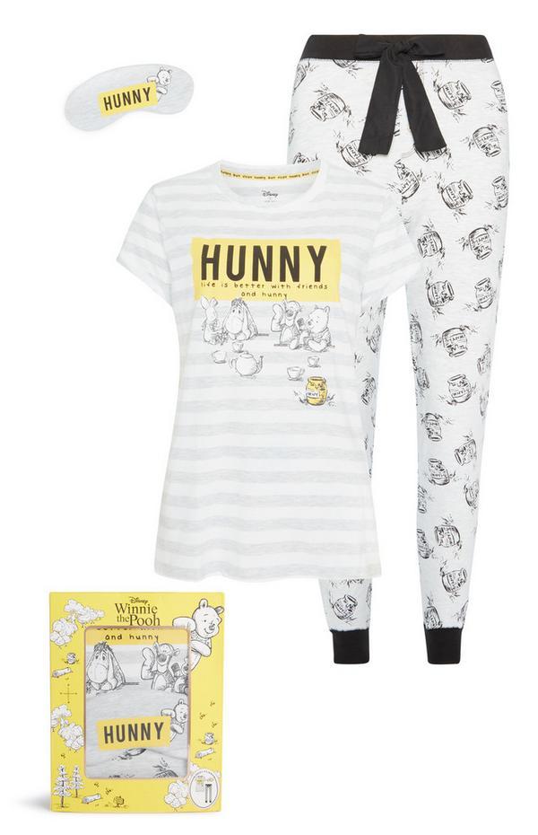 Caja de regalo con conjunto de pijama de Winnie The Pooh