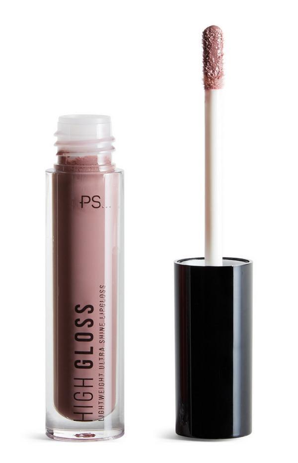 Leichter Lipgloss mit extrastarkem Glanzeffekt in Mink Pink