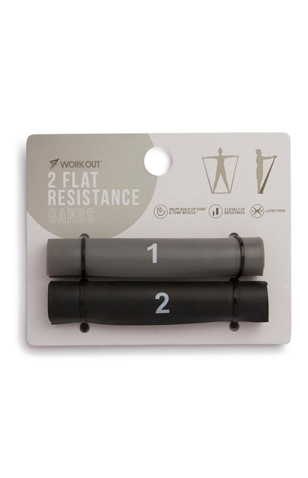 Lot de 2bandes de résistance