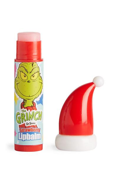 The Grinch Strawberry Lipbalm