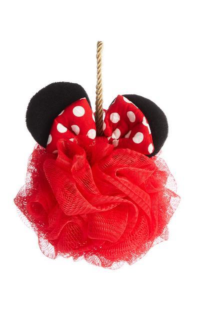 Fleur de douche rouge Minnie Mouse