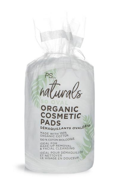 Disques cosmétiques biologiques PS Naturals