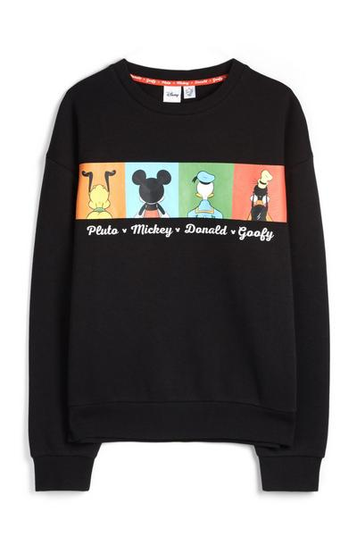 Black Disney Characters Jumper