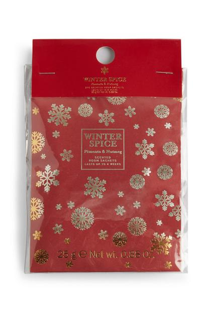 Pack de 2 sobres Winter Spice