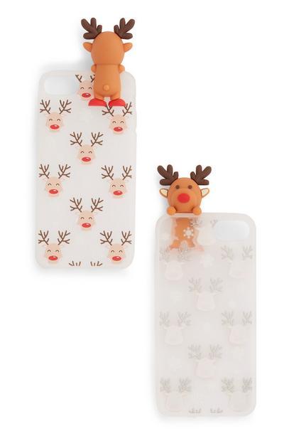 Reindeer Phone Case