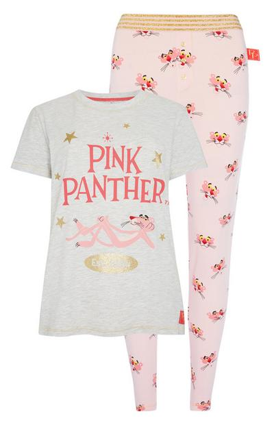 Pijama Pink Panther