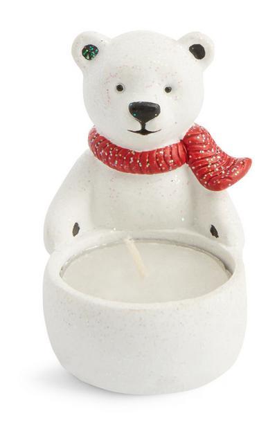 Suporte vela urso polar