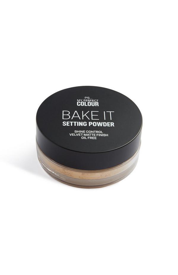 """Bake It"" Fixierpuder"