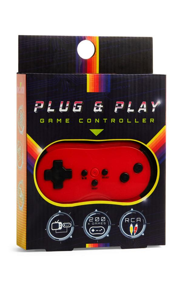 Plug And Play Arcade Controller